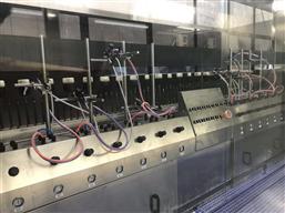 口红管自动喷涂线 涂装生产线全自动塑胶喷涂生产线 东莞供应