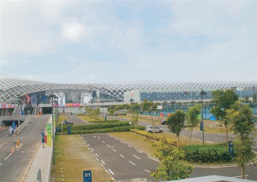 深圳湾体育中心app案例