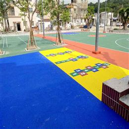 佛山容桂马冈横庙竞博官网地址及街心公园工程项目顺利完工
