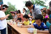深圳適合親子游玩的項目-深圳鳳凰山農家樂親子游玩項目多