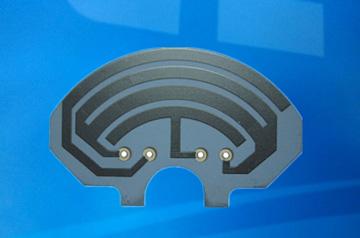 节气门油位传感器碳膜板
