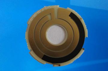 伺服电机碳膜PCB