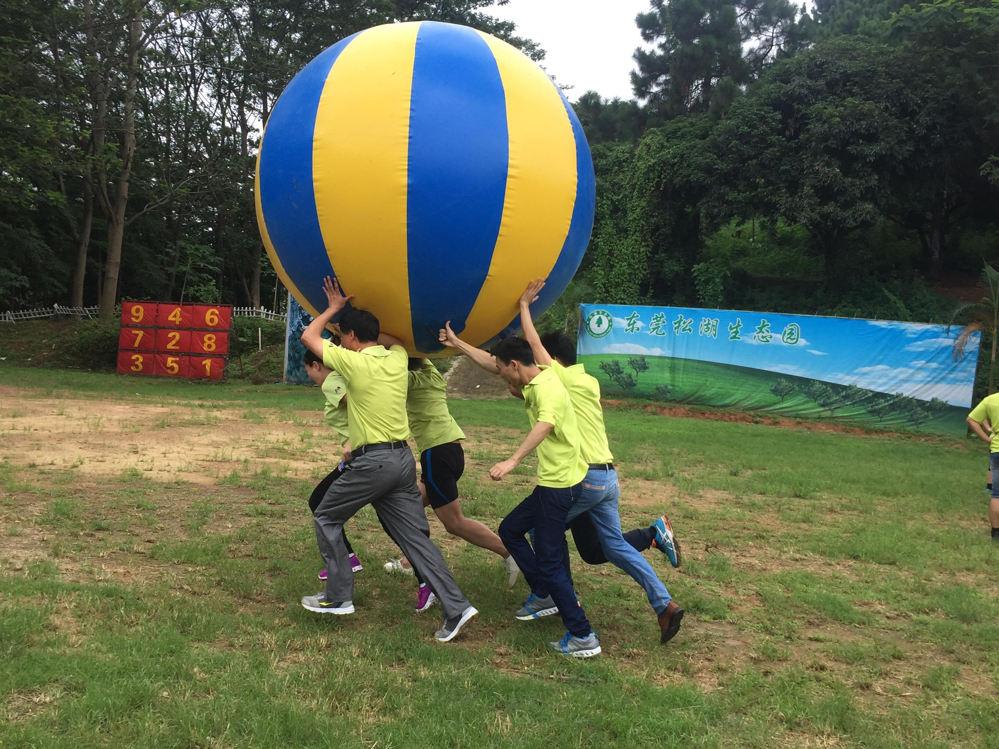 深圳哪里有趣味运动会项目活动