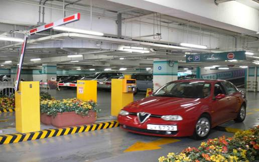 商场超市停车场系统