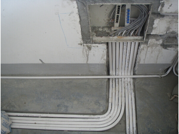 商场超市弱电管线系统