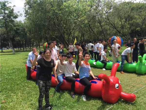深圳趣味运动会策划