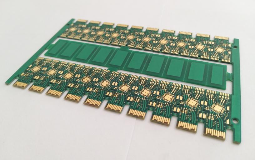 Goldfinger PCB