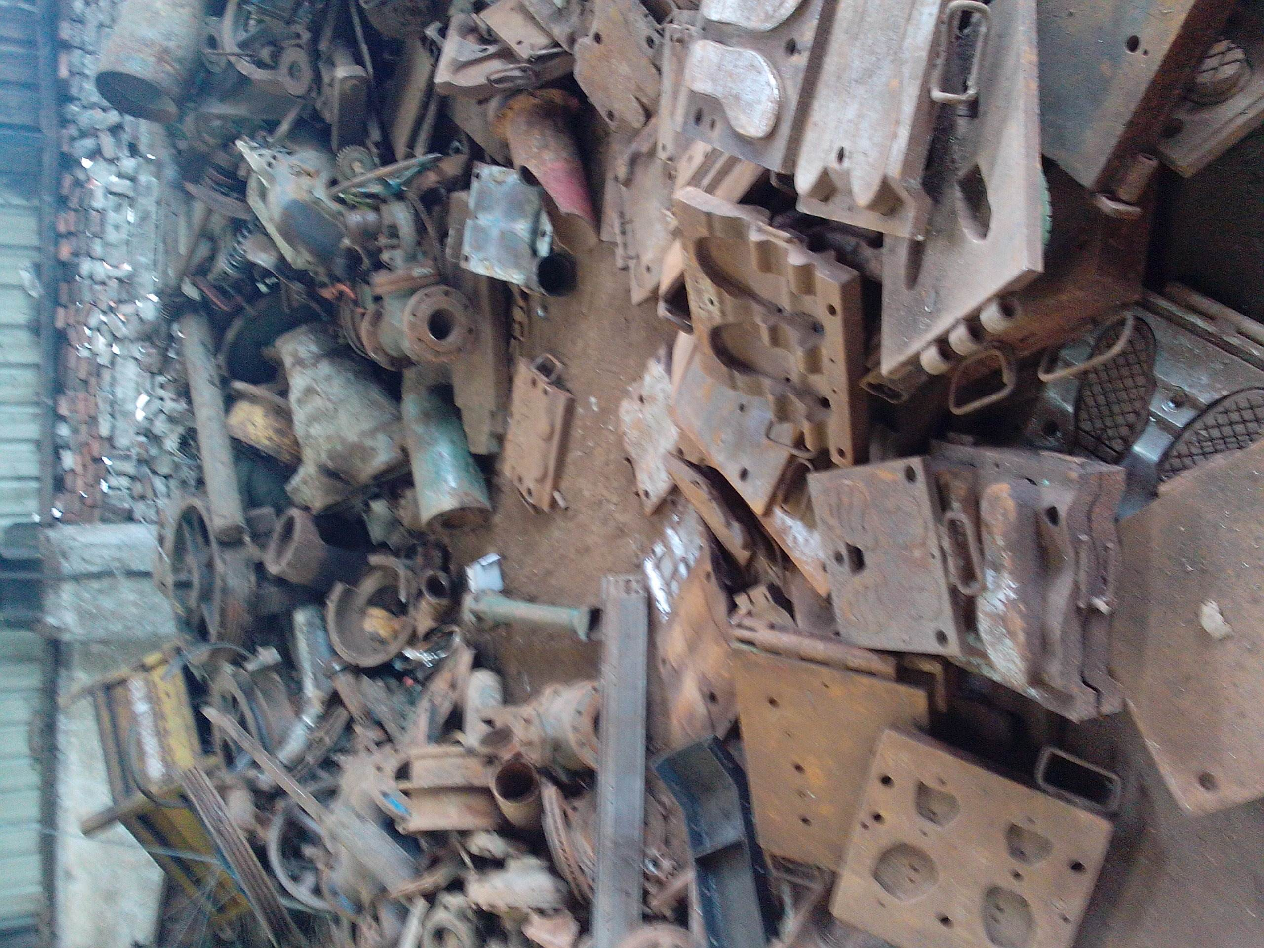 广州废钢回收价格