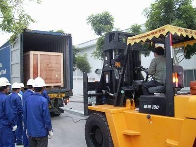 深圳宝安大型工厂搬迁