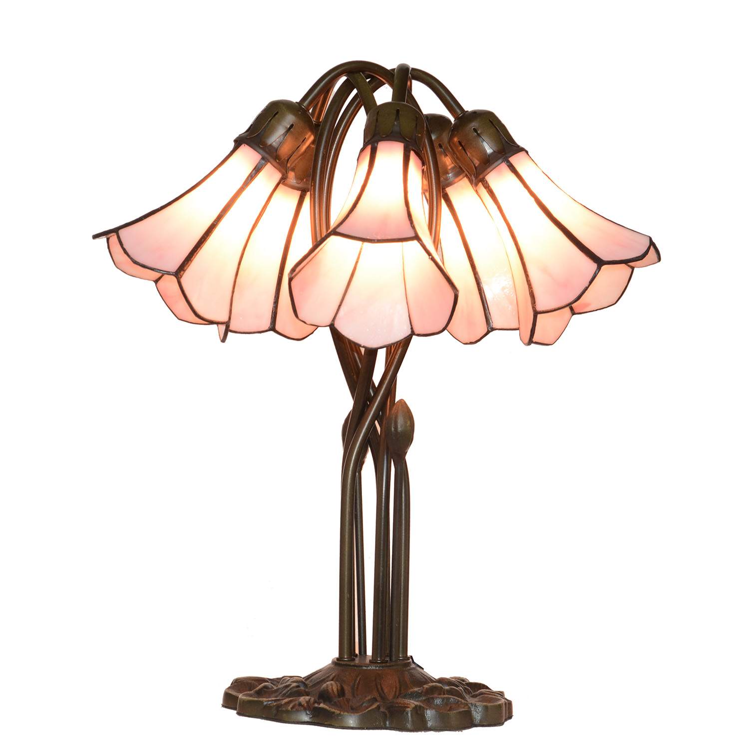 lily lamp 5pink