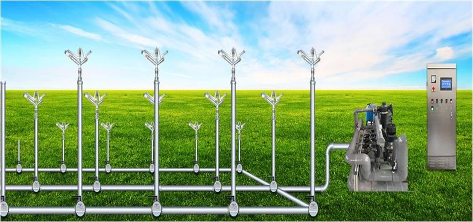 自動灌溉系統