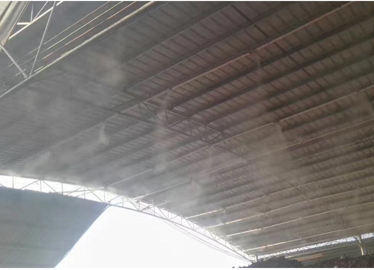 园艺工厂防尘喷雾1