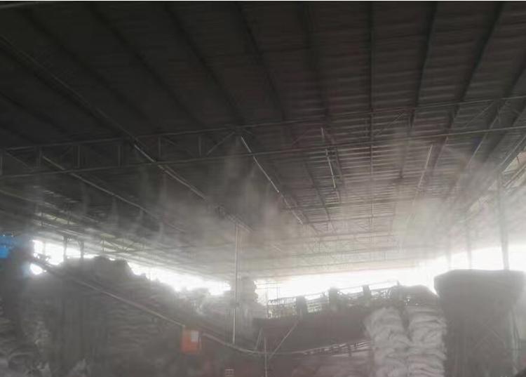 园艺工厂防尘喷雾2