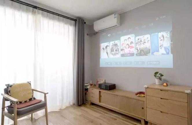投影仪投影在墙上,墙面需要做处理嘛?
