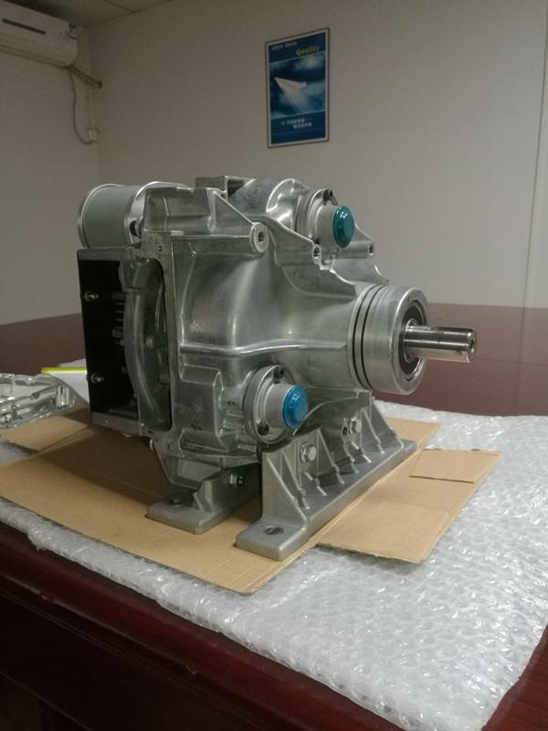 无油涡旋空压机机头