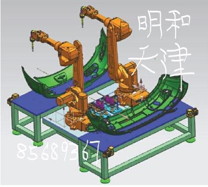 機器人超音波焊接機