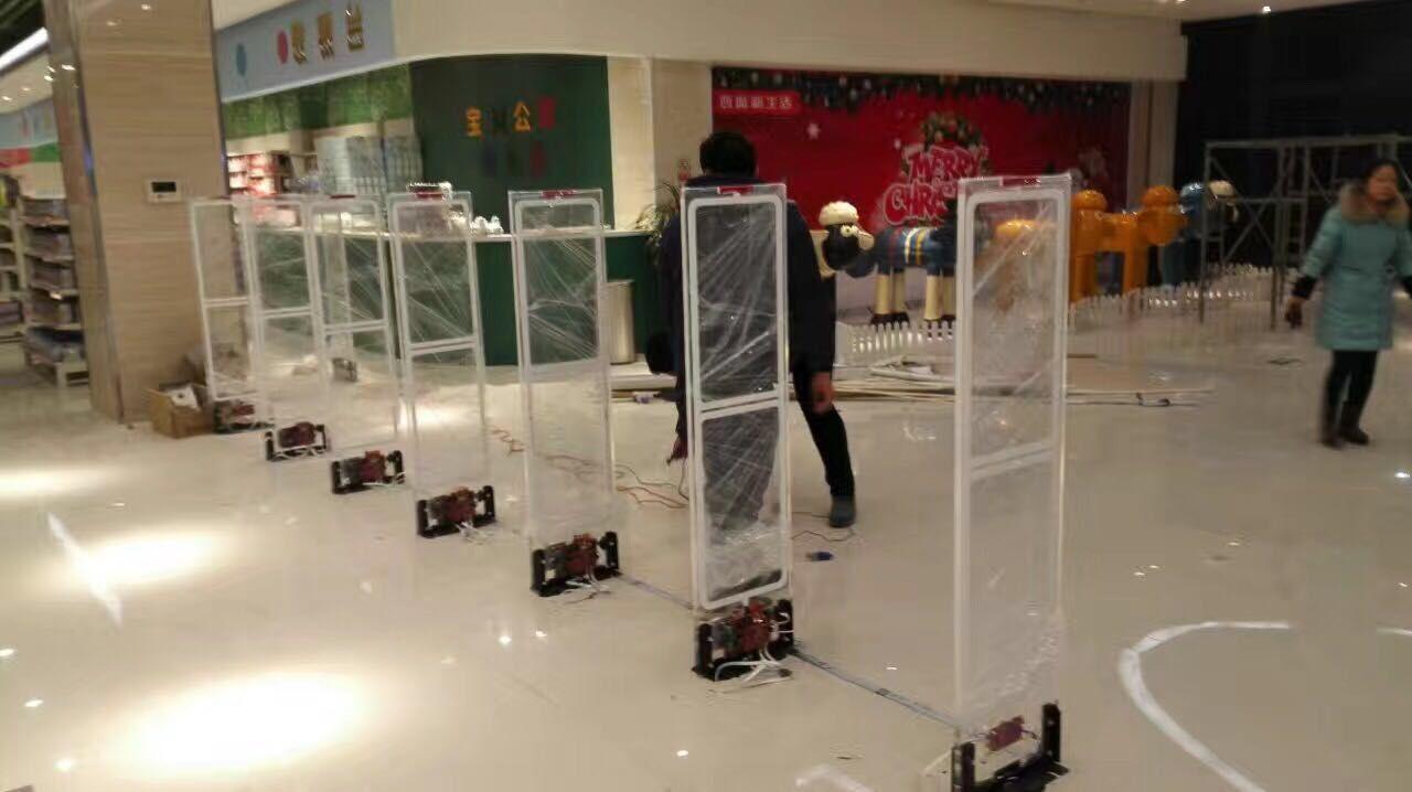 超市防盗器 水晶亚克力板 南京 上海 武汉 无锡