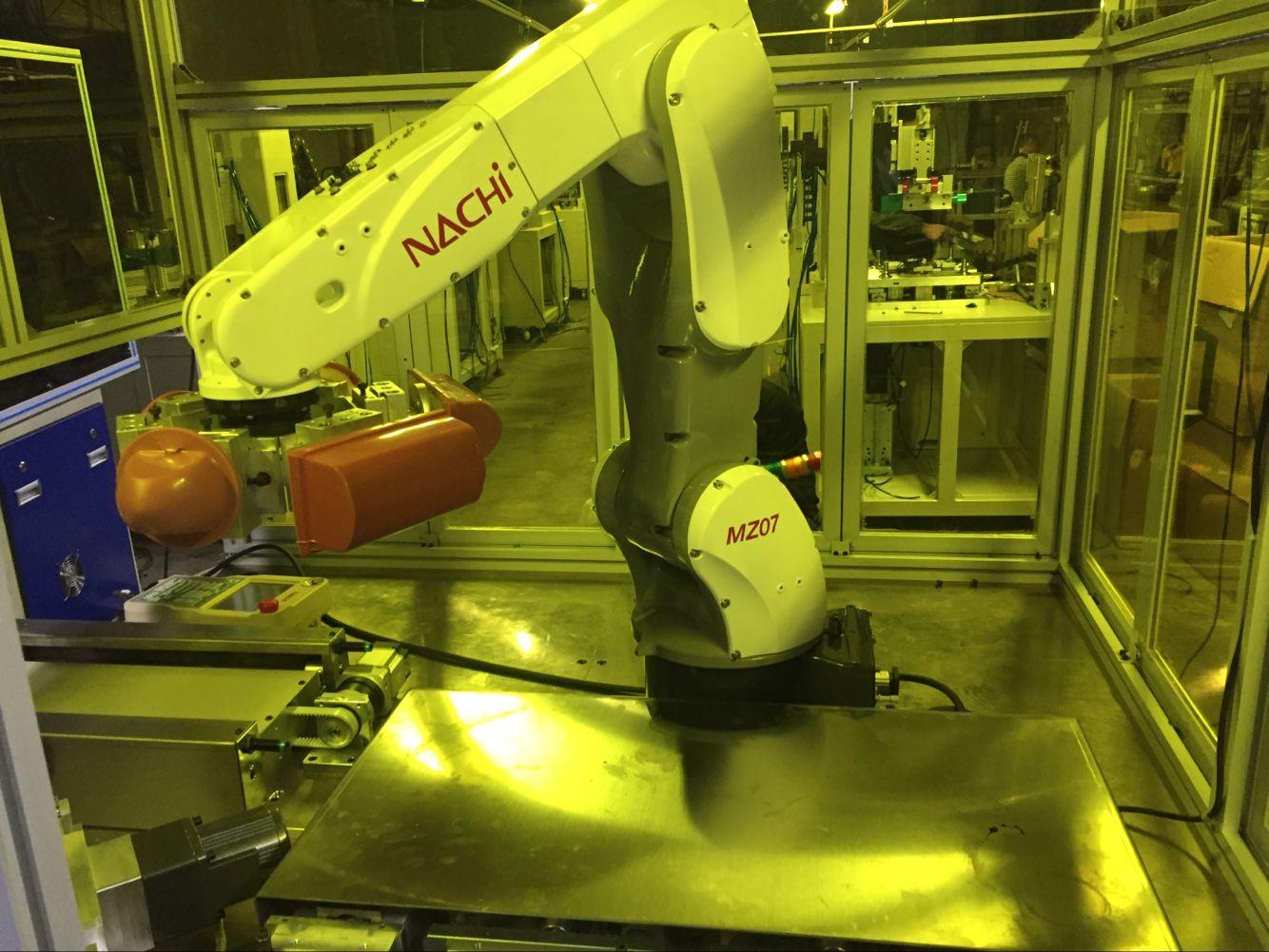 机械人移印机