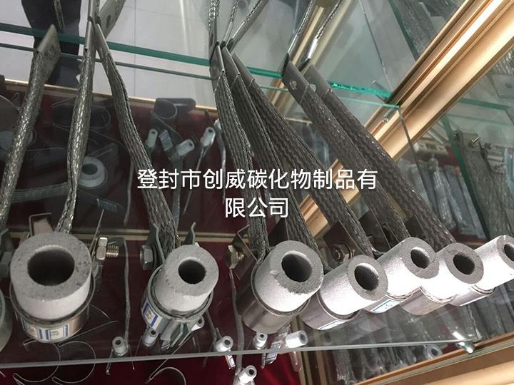 硅碳棒夹具