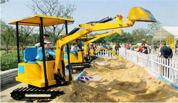 赣州儿童挖掘机