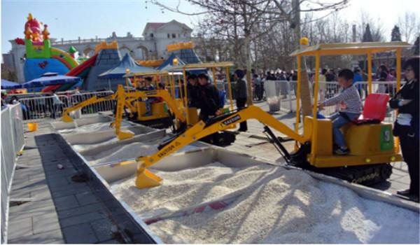 萍乡儿童挖掘机