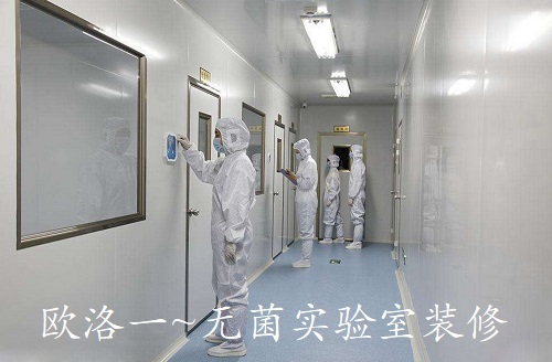 无菌实验室装修