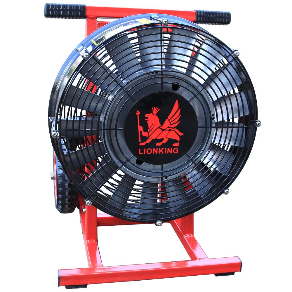 Water-driven fans1