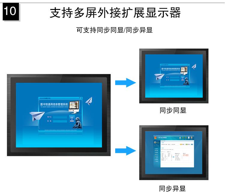 嵌入式显示器
