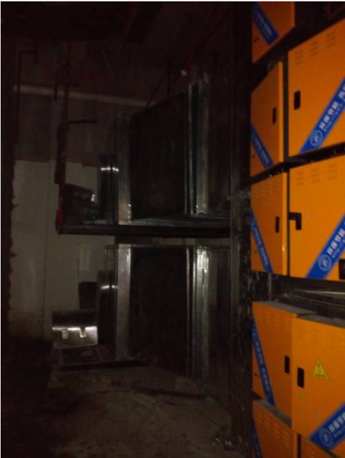 油烟净化器工程