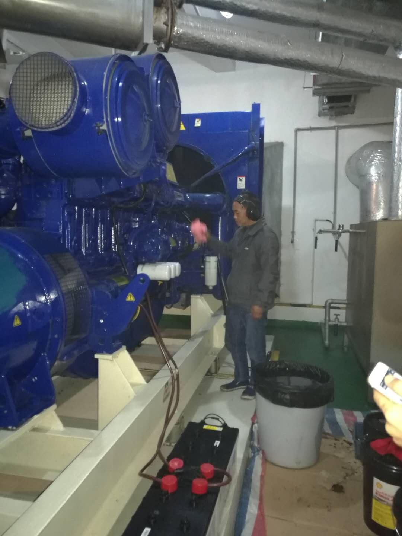 南山发电机维修保养