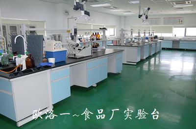 食品厂实验台