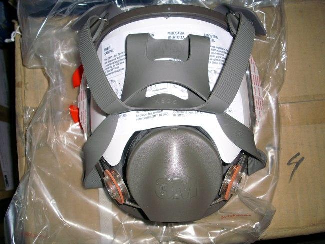 3M 6800 全面型防护面具(中号)  700707090532