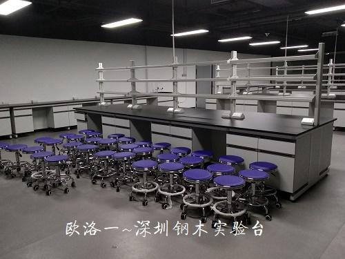 深圳钢木实验台2