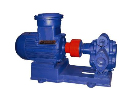 齒輪油泵電機損耗高問題解決辦法