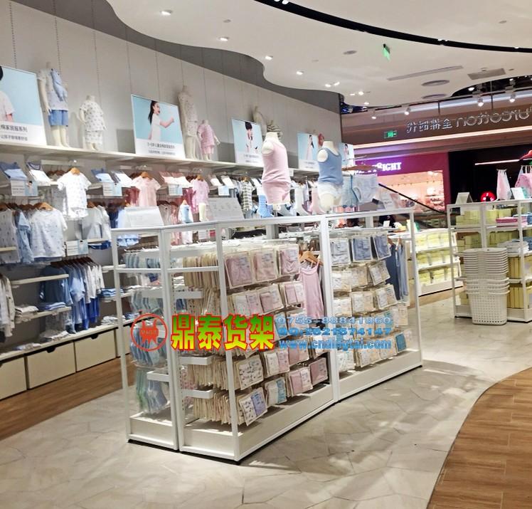 鼎泰名创货架系列 名创货架展示 母婴货架批发5