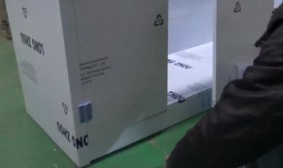散装PP通风柜的安装方法