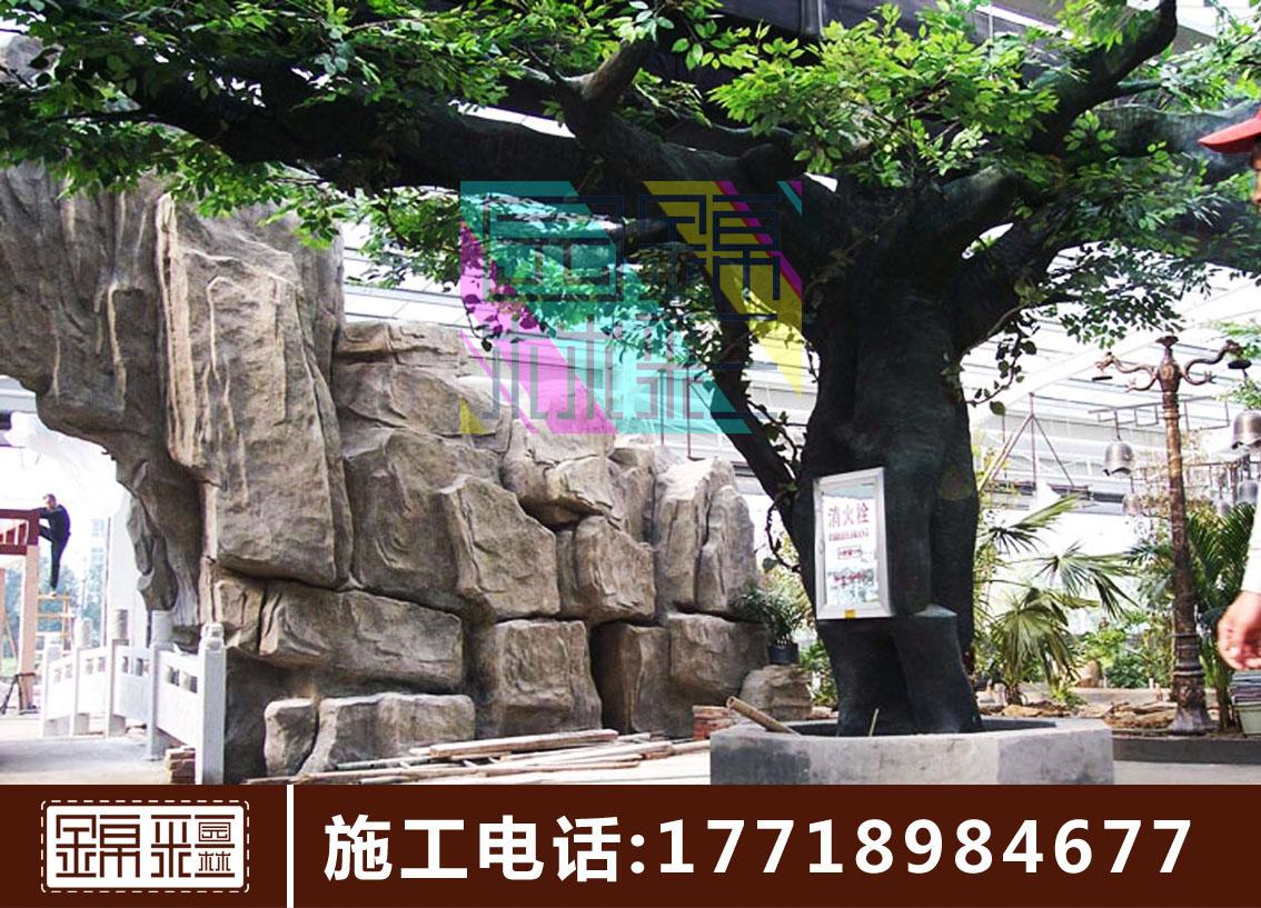 假樹大門施工3