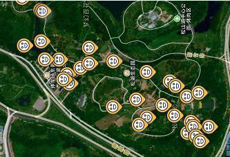 松山湖定向越野寻宝活动