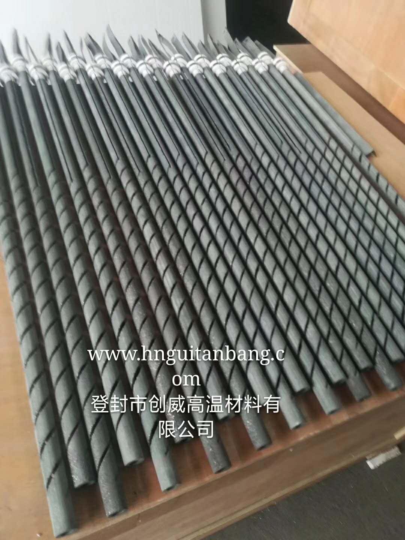 螺旋硅碳棒