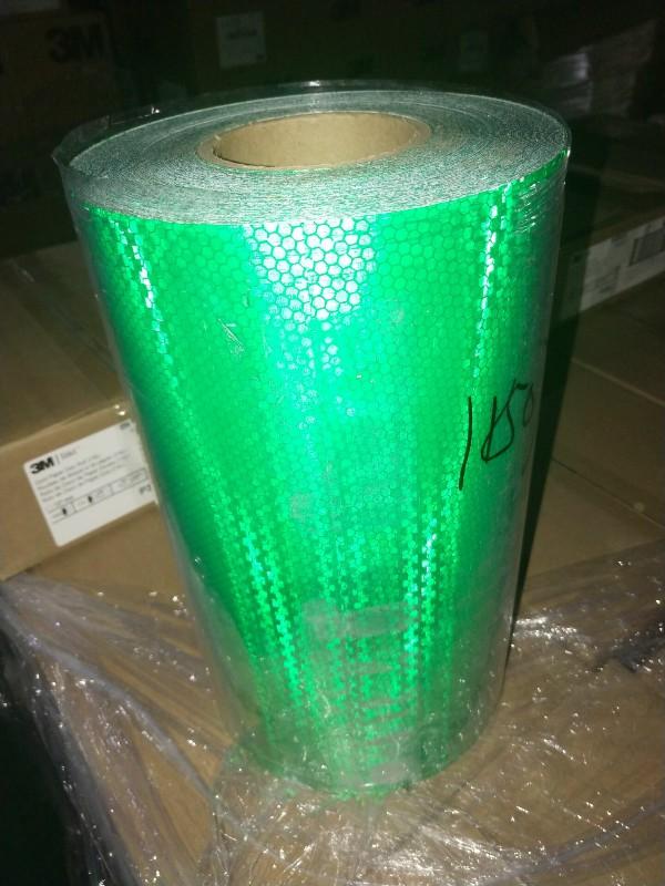"""T-11507艾利钻石级反光膜12""""*50y(绿色)"""