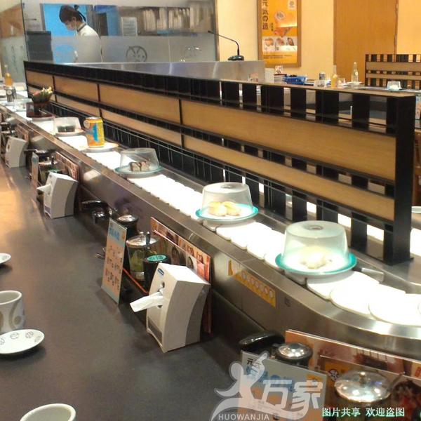 旋转寿司设备定制