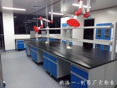 制药厂实验台4