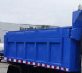 东风多利卡自卸式垃圾车2