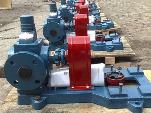 全面分析齿轮油泵电机定子的检修方面问题