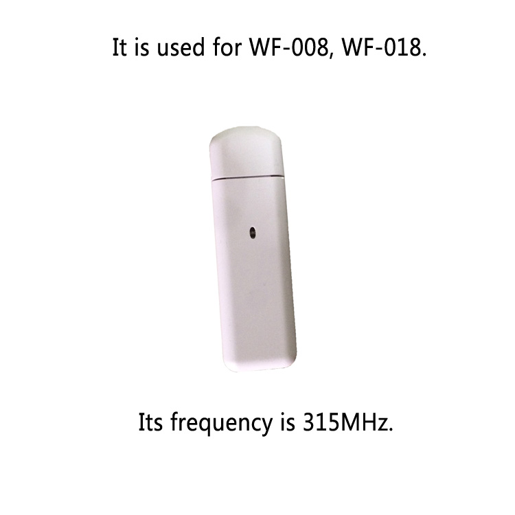 WAFU: Invisible Lock, Smart Lock, Keyless Remote Control Lock.