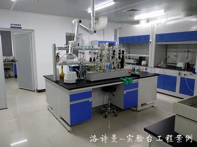 中医药厂实验台工程3