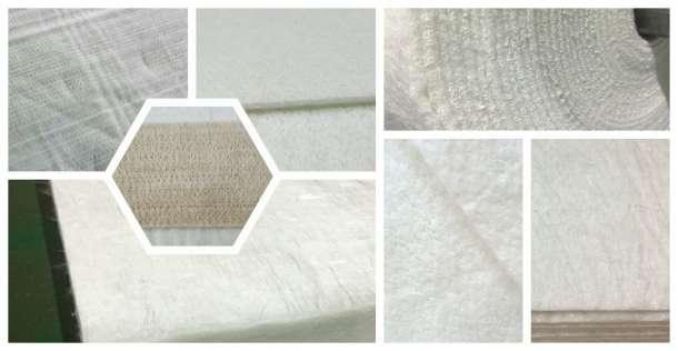 玻璃纤维复合制品图