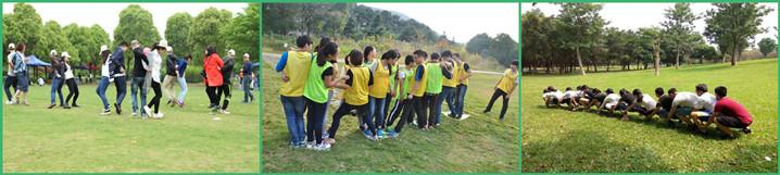 乐湖生态园团建活动