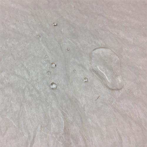 气凝胶保温棉疏水效果图
