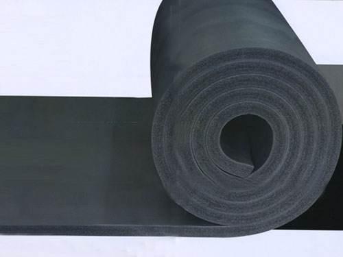 橡塑保温材料-橡塑板
